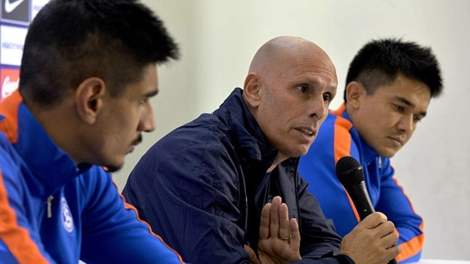 Stephen Constantine's focus on developing new talent has seen Indian football climb FIFA rankings from 173 to 96.
