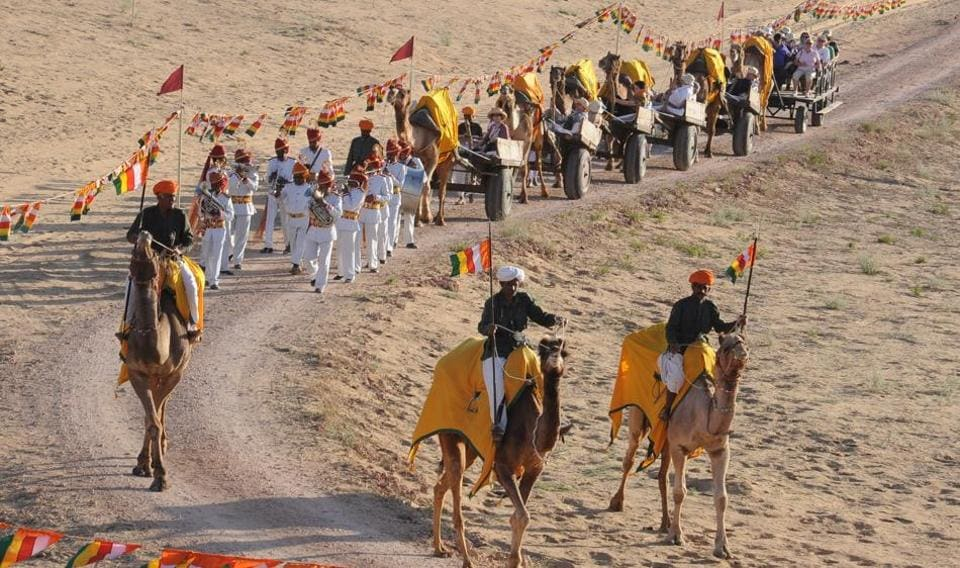 Camel rides, safaris and race are among the many adventurous highlights of this festival.