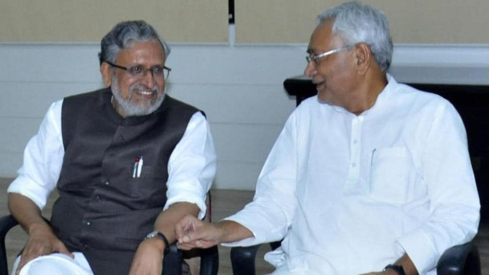 Nitish expands Cabinet, Sushil Modi gets Finance, IT