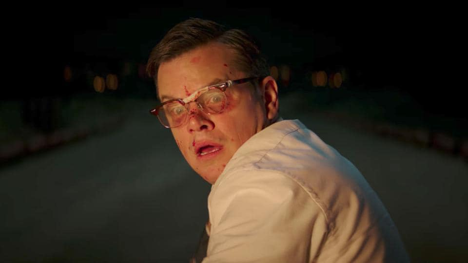 Suburbicon will receive its world premiere at the Venice Film Festival and will be released in the US on November 3.