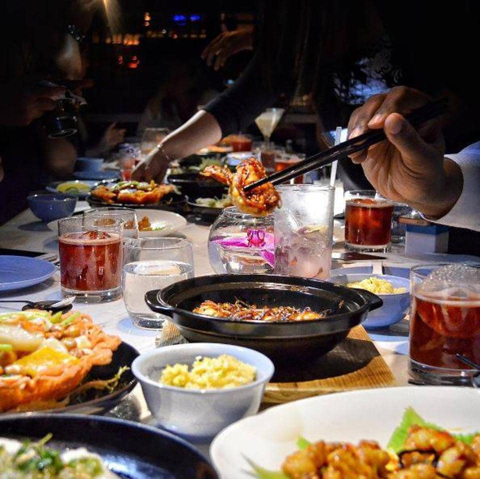 There are numerous gourmet dining options in Las Vegas.