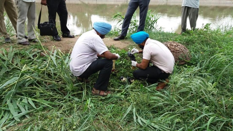 Bist-Doab canal tragedy,Police tightlipped,arrested youths