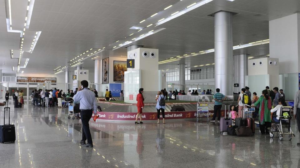 Chandigarh airport,Dubai,Gold smuggling
