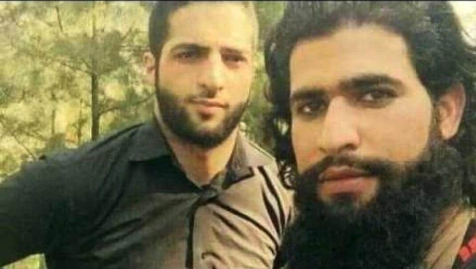Zakir Musa,al-Qaeda,Kashmir