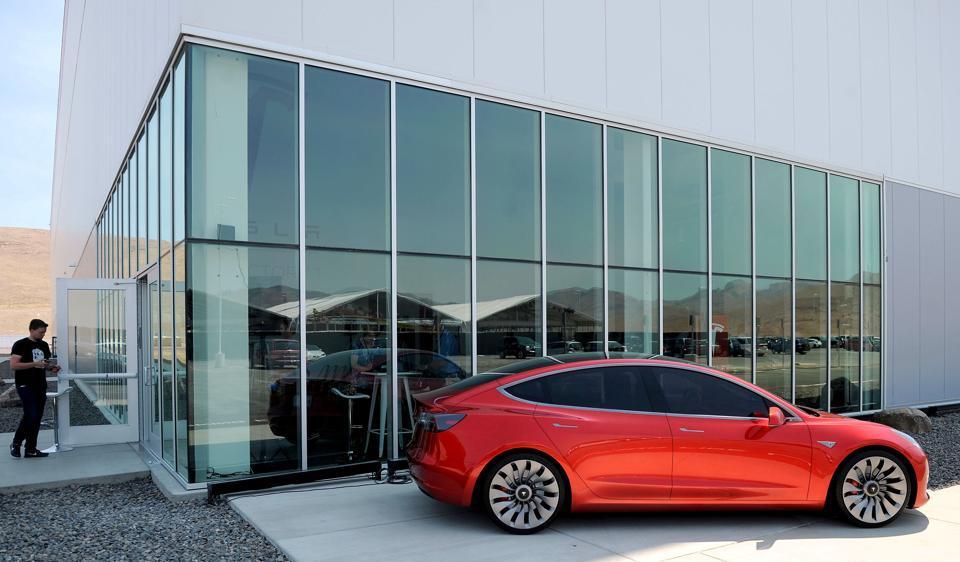 Model 3,Tesla,SUV