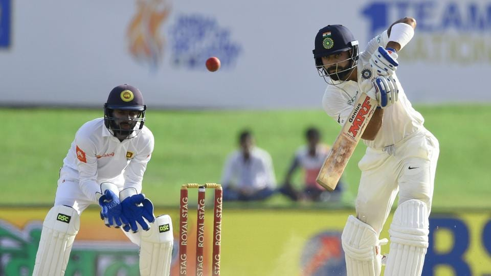 Live streaming and live cricket score of Sri Lanka vs India, 1st Test, Galle, Day 3 was available online. Virat Kohli's 75* and Abhinav Mukund's 81 helped India extend their lead to 498 at stumps on day 3 of the Galle Test between India vs Sri Lanka.