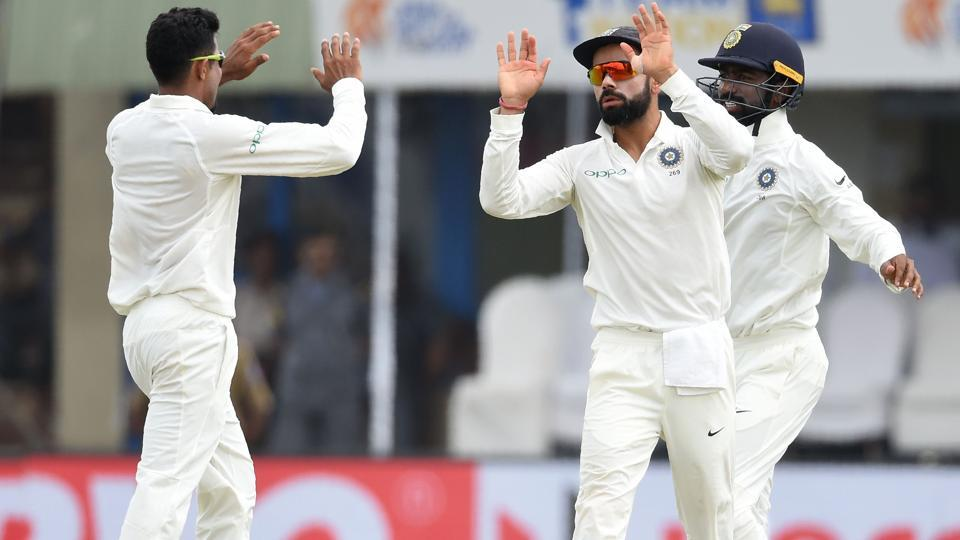 Ravindra Jadeja was the pick of the Indian bowlers on Friday as the left-armer scalped three wickets. (AFP)