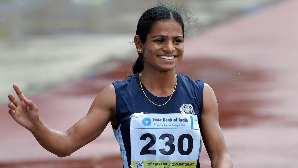 Dutee Chand has received an invitation from the International Association of Athletics Federation (IAAF) to take part in the World Championships.