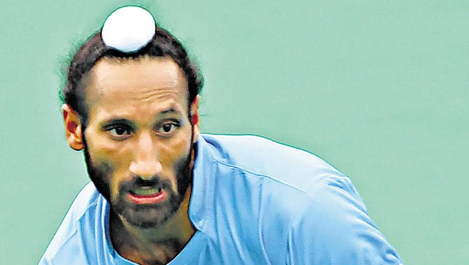 Sardar Singh hasn't been playing his best in recent times for Indian hockey team.
