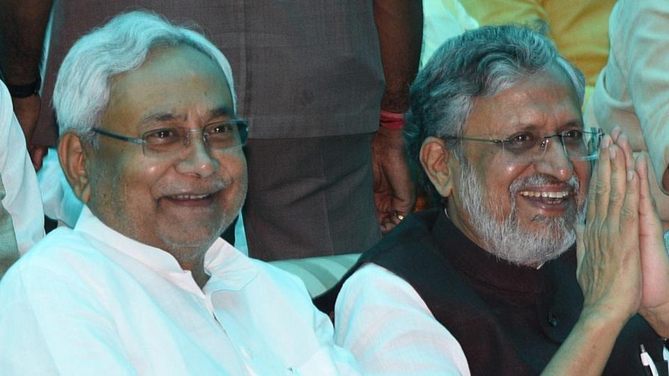 Nitish Kumar,Bihar CM,Sushi Modi