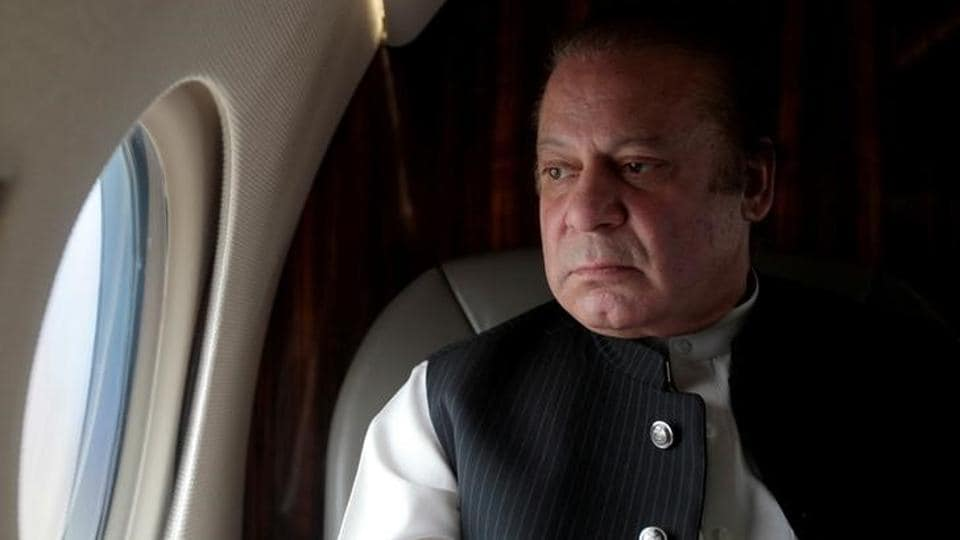 Pakistan Prime Minister Nawaz Sharif's third term in office comes to an unceremonious end following a verdict by a five-member bench of the country's Supreme Court into his family's assets and projected incomes. The court's verdict also barred him from electoral politics for at least five years. Sharif was a year away from completing his first full term in power - a feat so far unprecedented in Pakistan's political history. (Caren Firouz / REUTERS File)