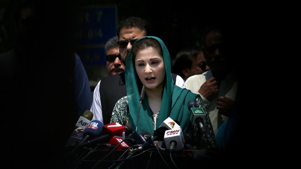Maryam Nawaz, Sharif's daughter, is also under the scanner by a Joint Investigation Team looking into allegations against the family's offshore companies and alleged money laundering after the Panama Papers leak revealed the family allegedly funnelled funds to acquire assets internationally. The supreme court has directed the National Accountability Bureau, Pakistan's main anti-corruption watchdog, to file a case against Sharif and his children in an anti-corruption court within 6 weeks. (Anjum Naveed / AP)