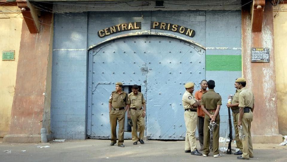 Overcrowded Jail,Overcrowded Prison,Telangana Jail