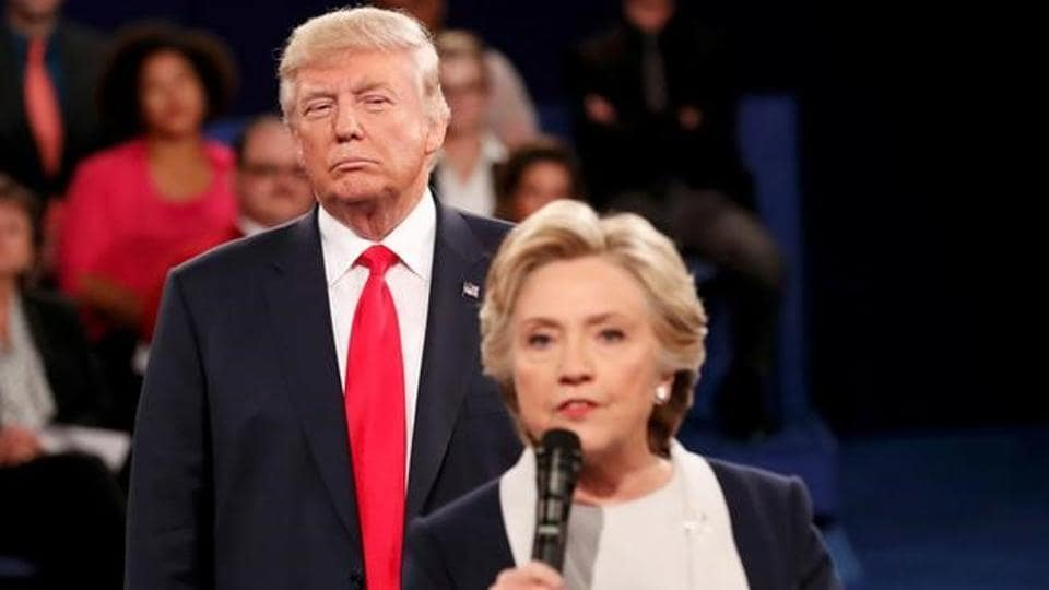 Hillary Clinton,Donald Trump,Hillary Clinton new book