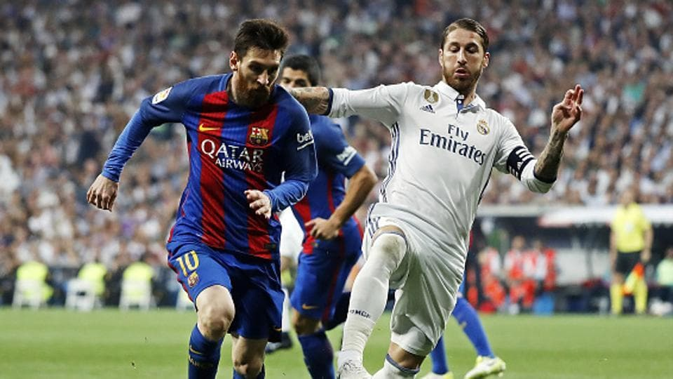 The most high-profile local derby in world football, the El Clasico, between Real Madrid C.F., has always featured the best footballers of the time, with the current crop including stars such as Lionel Messi and Sergio Ramos.