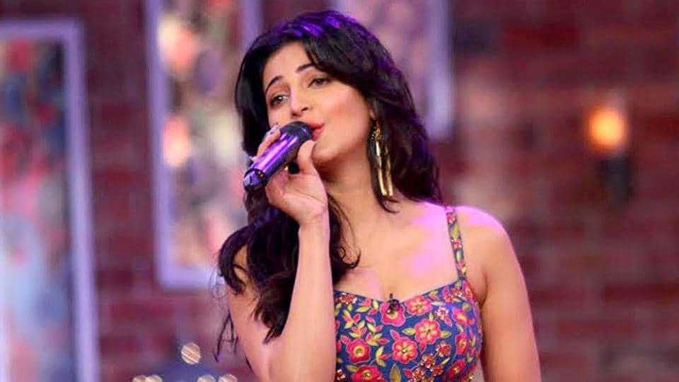 Shruti Haasan is currently busy with Tigmanshu Dhulia's Yaara.