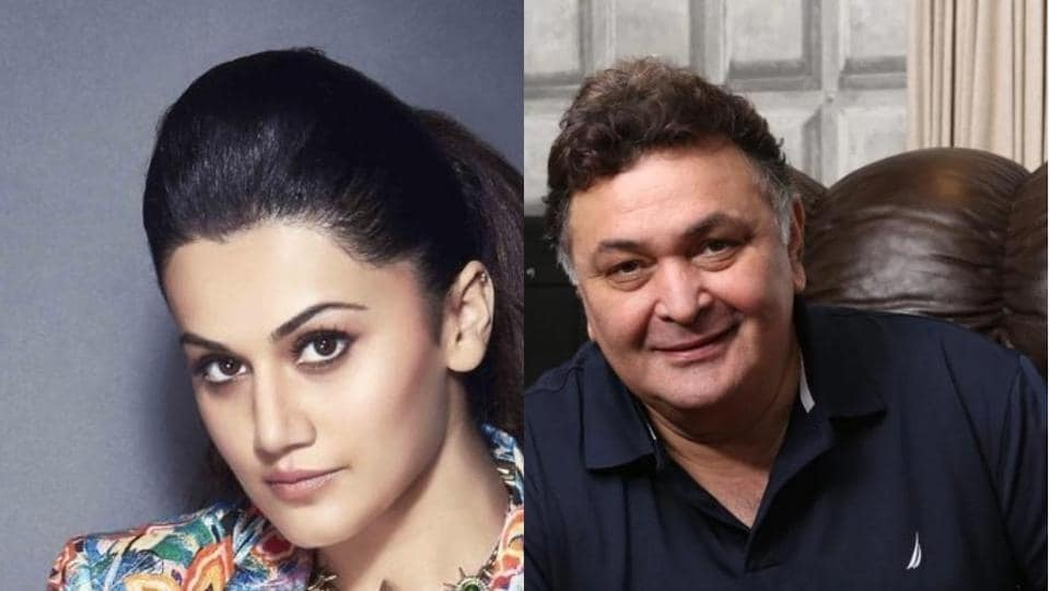 Taapsee Pannu will share the screen space with Rishi Kapoor for the first time in Anubhav Sinha's Mulk.