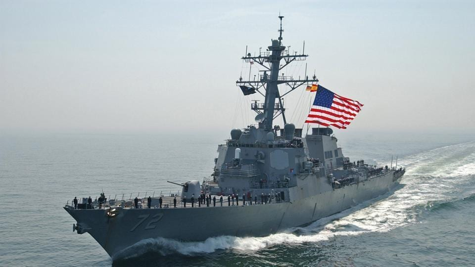 Iran's Revolutionary Guards said the US Navy had approached their patrol vessels in the Gulf.