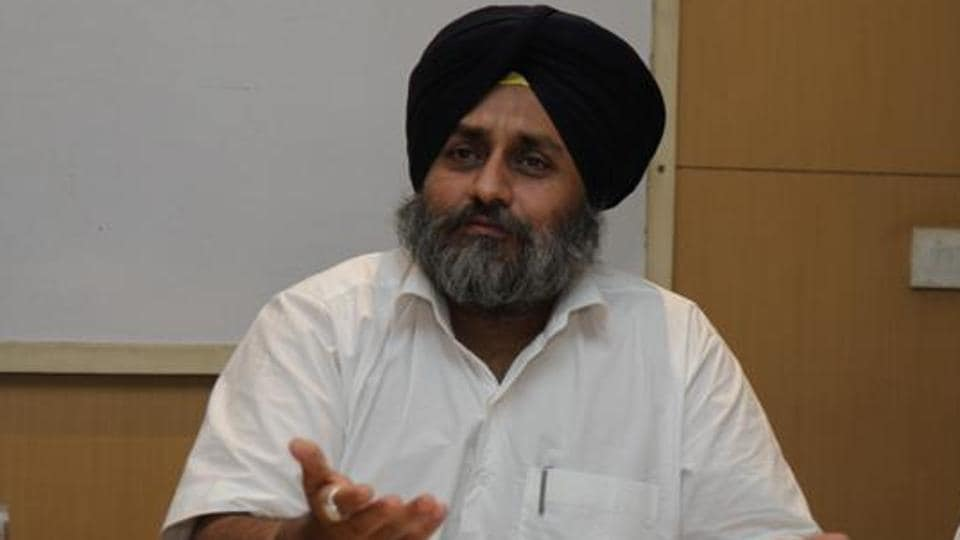 """Many bureaucrats and police officials are hand-in-glove with the ruling party,"" Sukhbir Badal said."