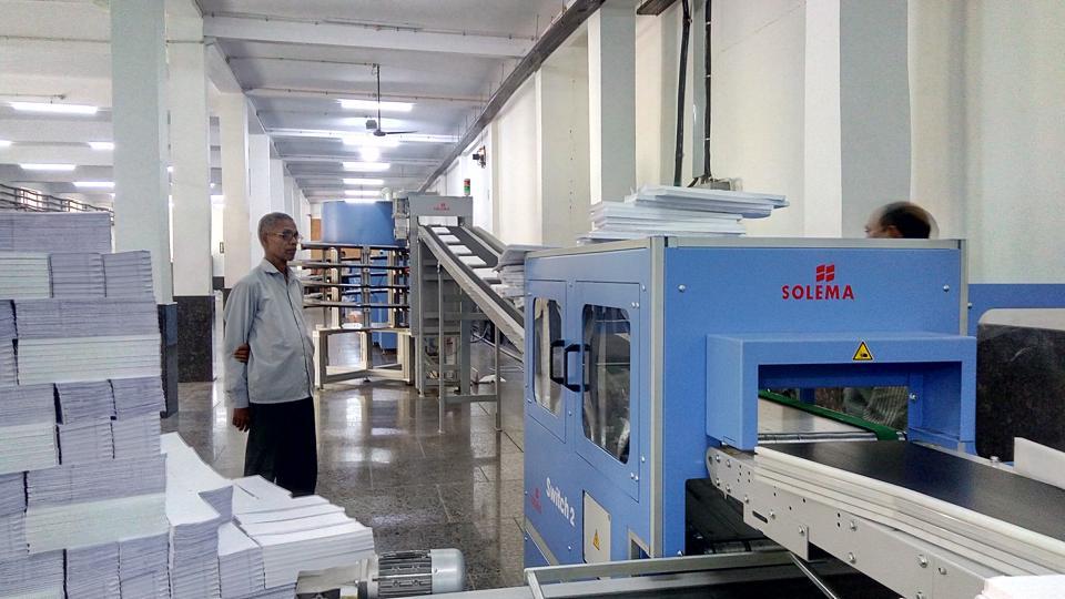 The Rs 11 crore German-made automatic binding machine can help Gorakhpur's Gita Press publish better quality books.