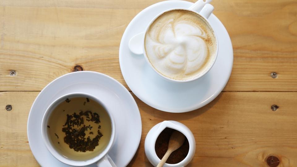Tea,Coffee,Caffiene