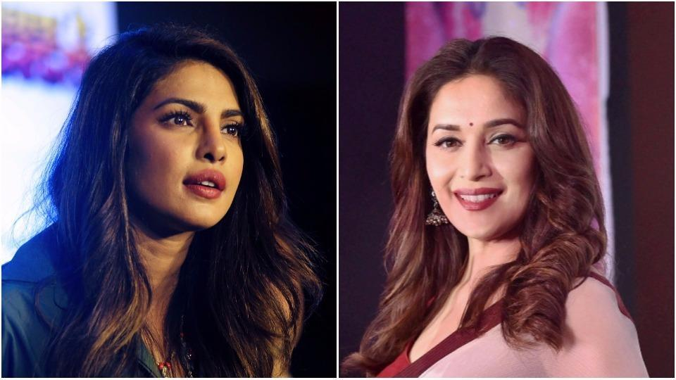 Priyanka Chopra,Madhuri Dixit,TV Series