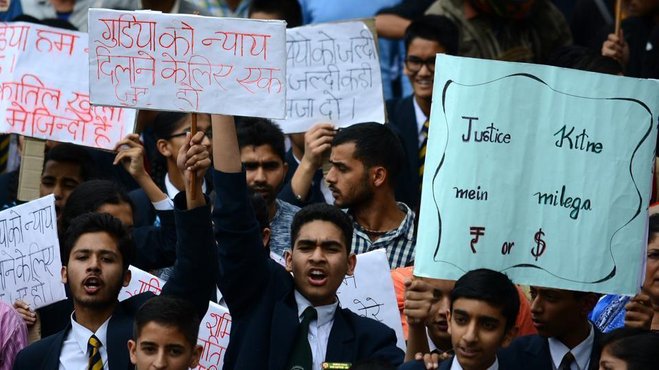 Kotkhai gangrape-murder,Virbhadra Singh,Virbhadra's IT cell