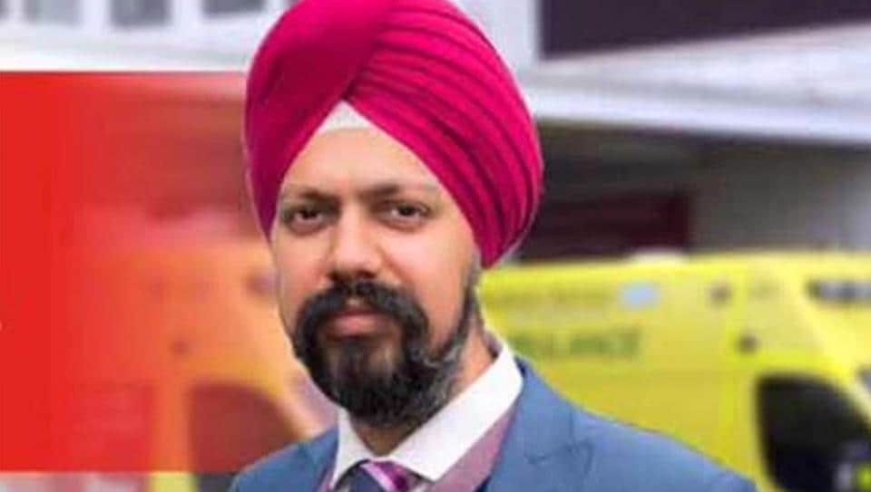 UK parliamentarian,first turbaned Sikh MP,Sikh MP