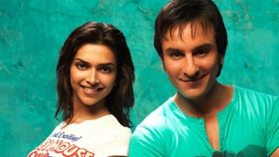 Love Aaj Kal,Saif Ali Khan,Deepika Padukone