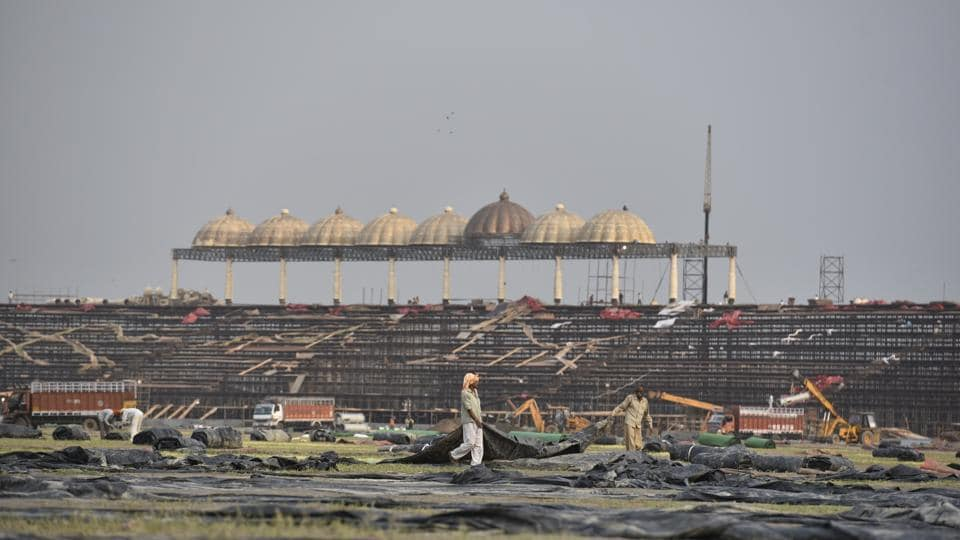 The Art of Living held a World Culture Festival on the banks of river Yamuna in New Delhi  in 2016, causing furore over the damage it would cause to the flood plains.