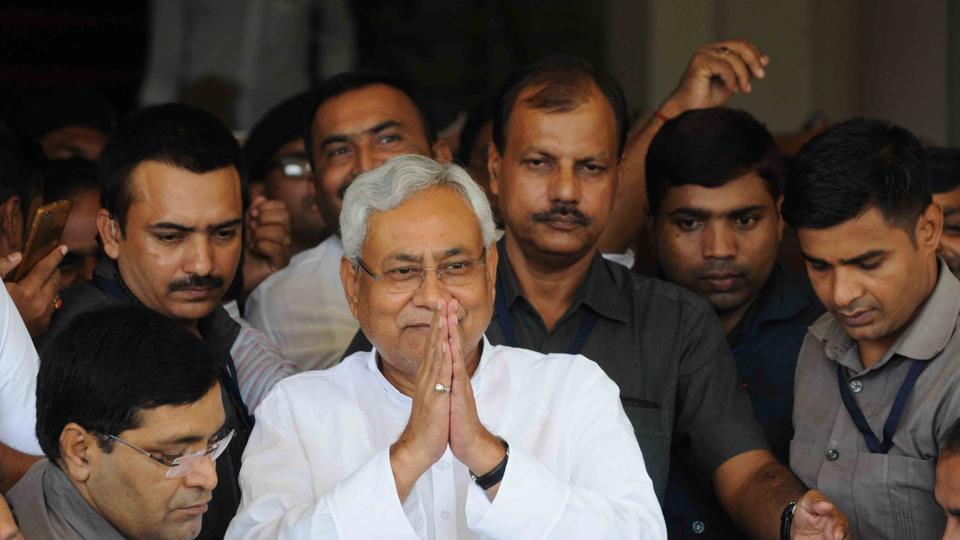 34 ministers, including 9 from BJP, likely to join Team Nitish in ...