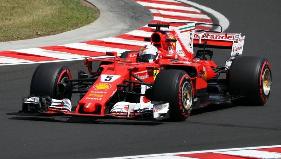 Hungarian GP,Sebastian Vettel,Kimi Raikkonen
