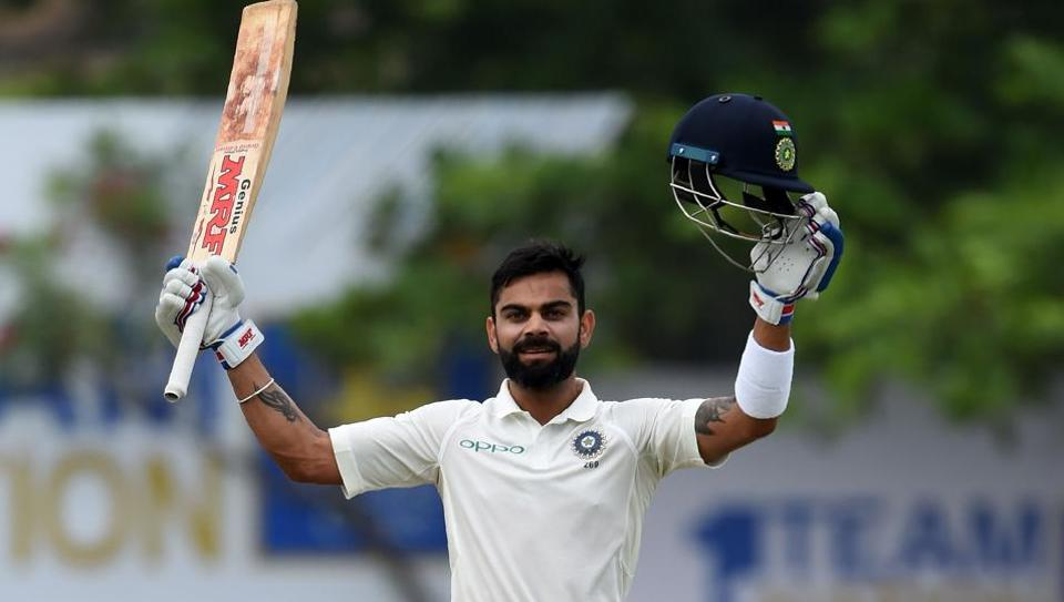 Virat Kohli's 17th century helped India thrash Sri Lanka by 304 runs in Galle Test to take a 1-0 lead in the three-match series. Watch the video highlights of India vs Sri Lanka, 1st Test, Day 4 here