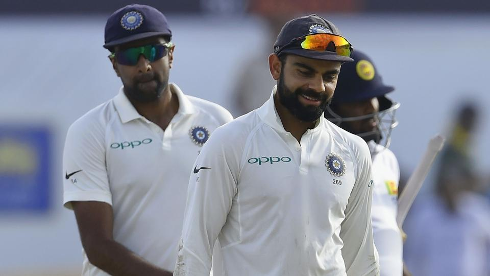 Virat Kohli-led India thrashed Sri Lanka by 304 runs in Galle Test to go 1-0 up in the three-match series.