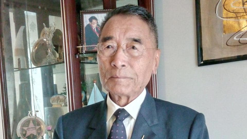 Former Nagaland chief minister Shurhozelie Liezietsu was required to be elected as MLAto retain his chair, but was ousted before that.
