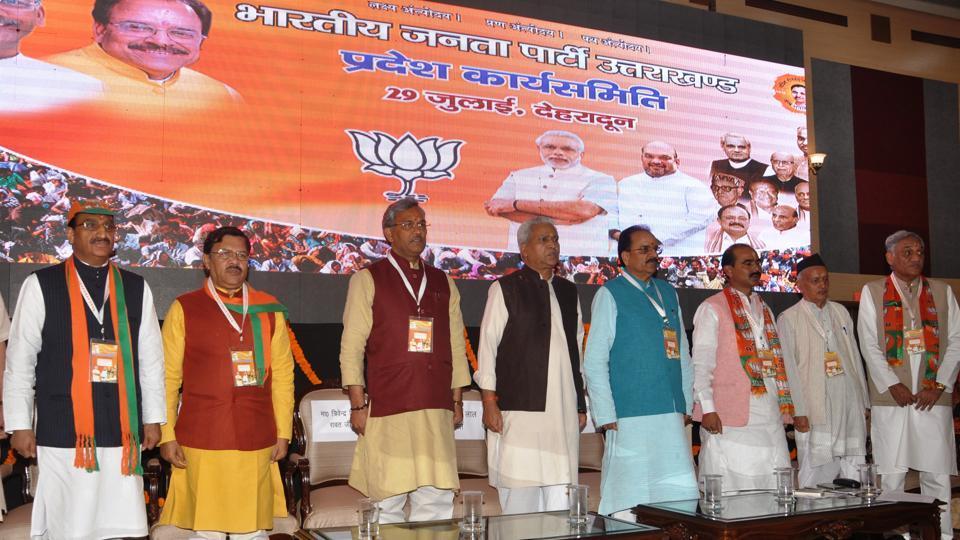 Uttarakhand,BJP,Lok Sabha polls