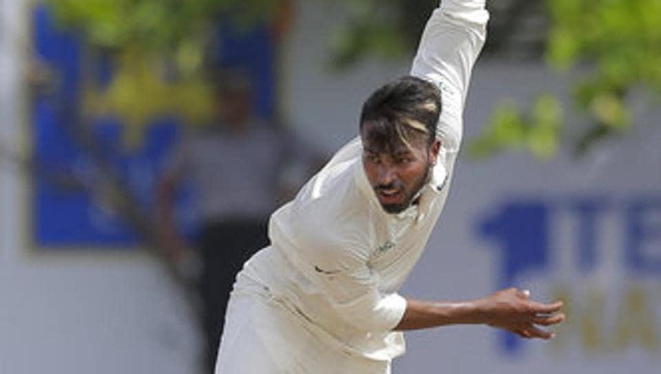 India vs Sri Lanka,Galle Test,Hardik Pandya