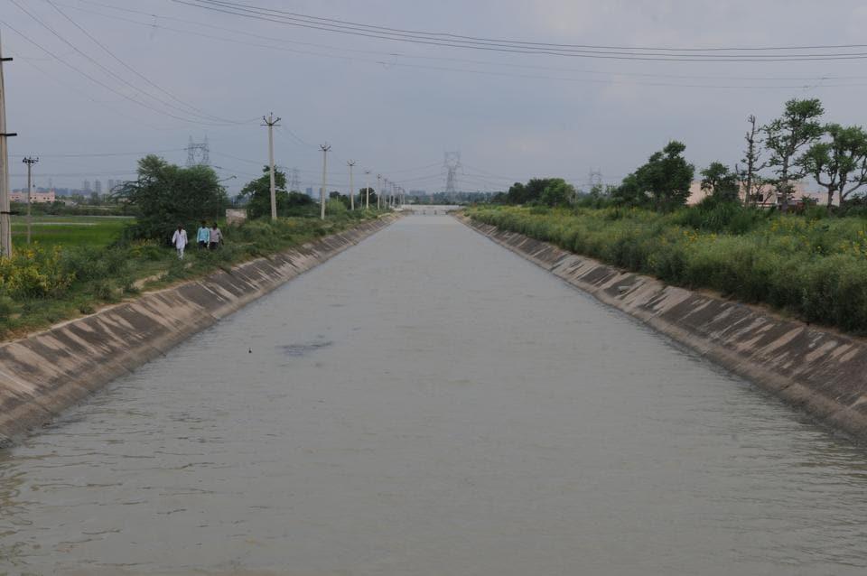 Gurgaon Two Boys Out For A Swim In Chandu Budhera Canal Drown Gurgaon Hindustan Times