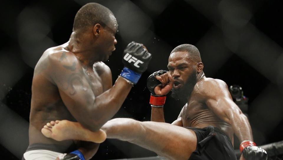 Jon Jones will face Daniel Cormier  in the UFC214