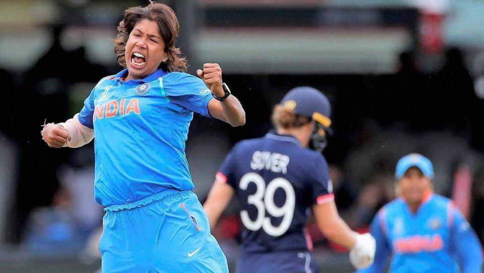 Jhulan Goswami,Women's Cricket World Cup,India vs England