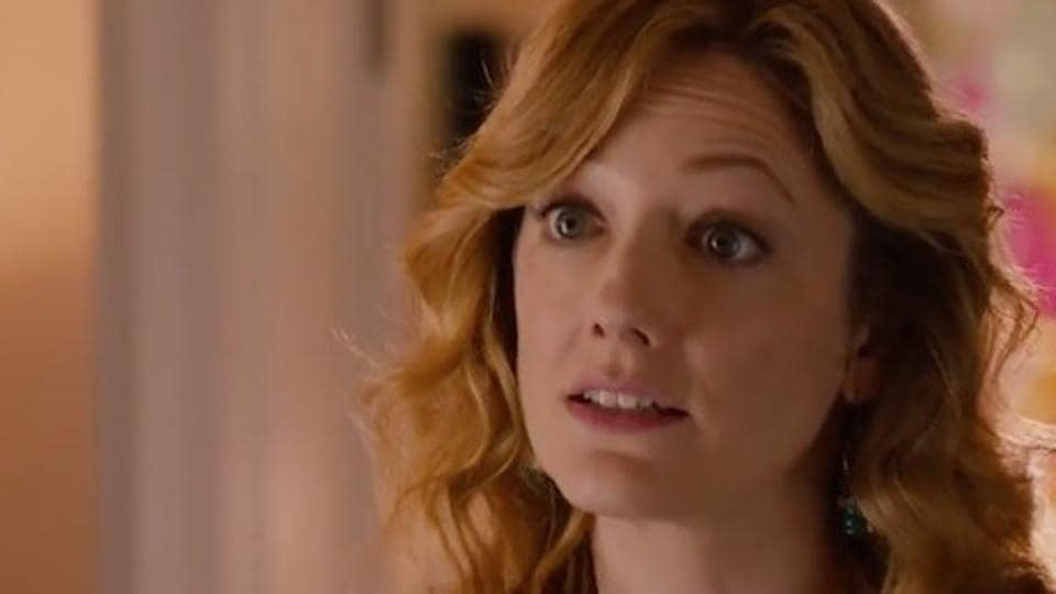 Judy Greer plays Maggie Lang in the Ant-Man franchise.