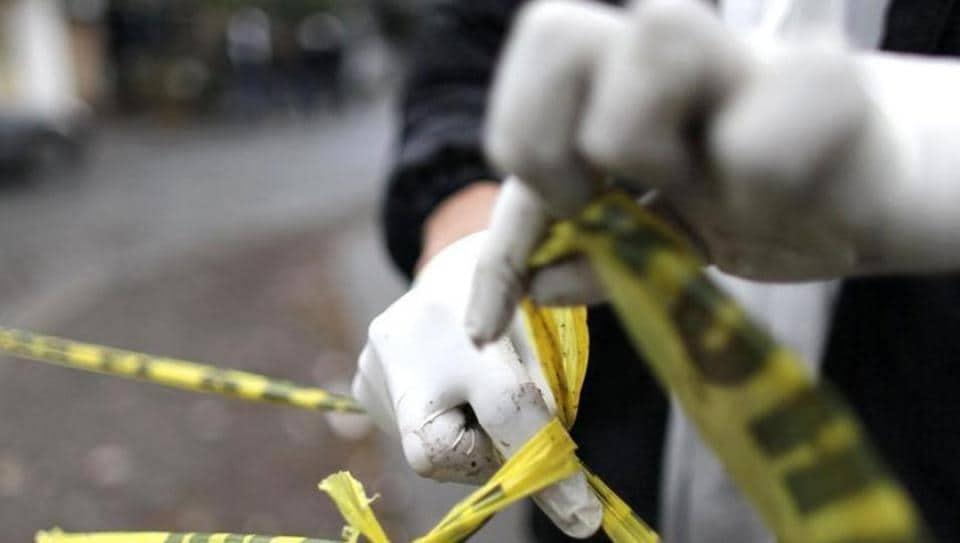 Mumbai,Road accident,BMW car crash