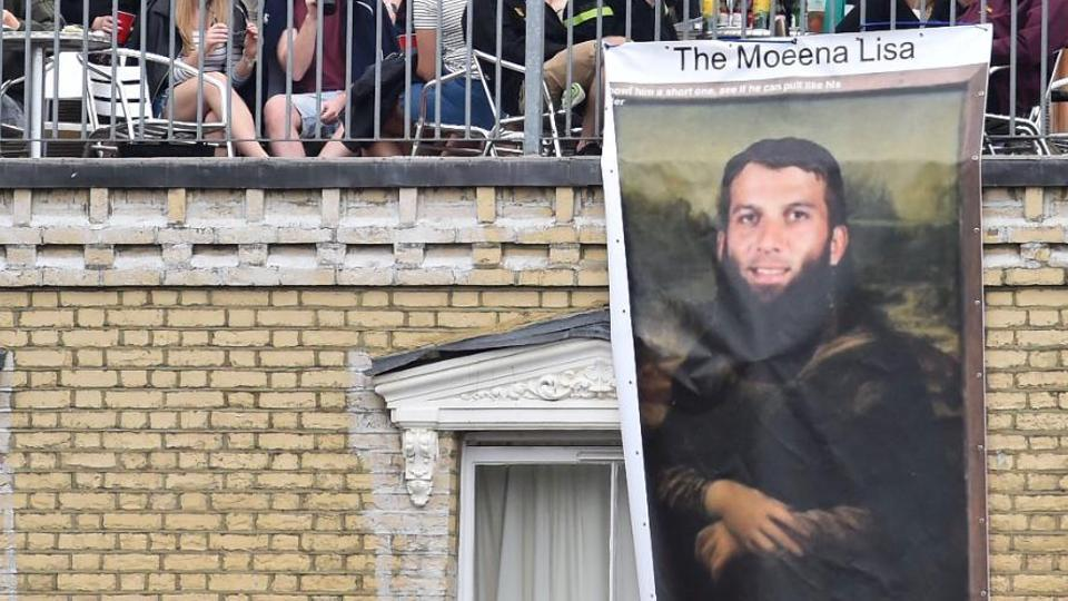 England vs South Africa,Moeen Ali,Mona Lisa