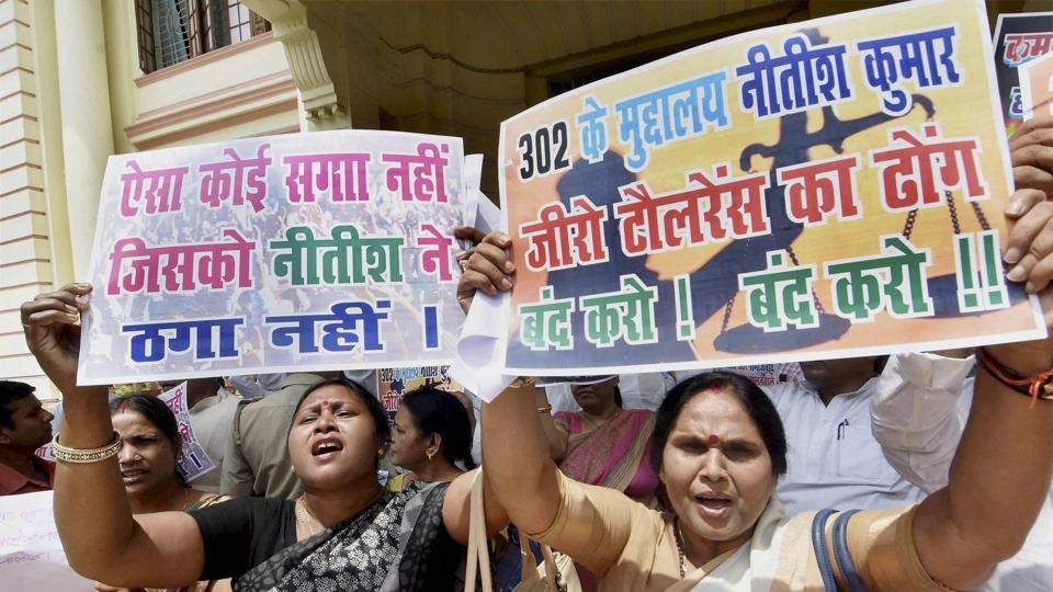 Nitish Kumar,cabinet,taints