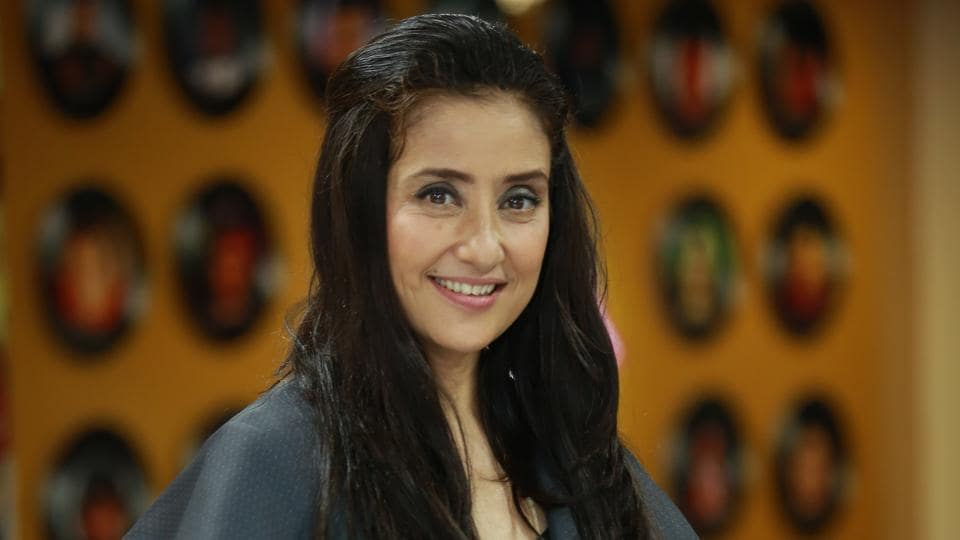 Actor Manisha Koirala will be seen reprising the role of Nargis Dutt in the upcoming biopic on Sanjay Dutt's life.