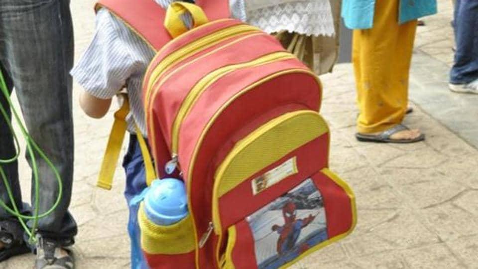 Mumbai,school bags,schools