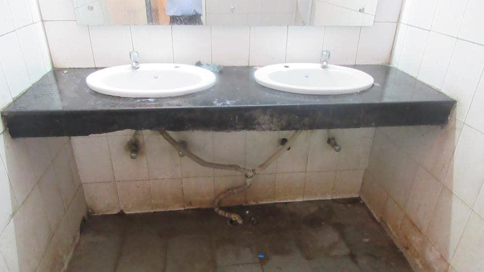 It Was In 2014 That The Civic Body Took Over The Maintenance Of These  Public Toilets