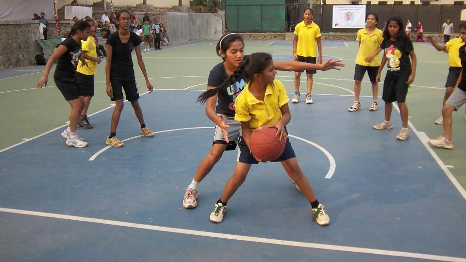 basketball,Pune,full fledged basketball courts