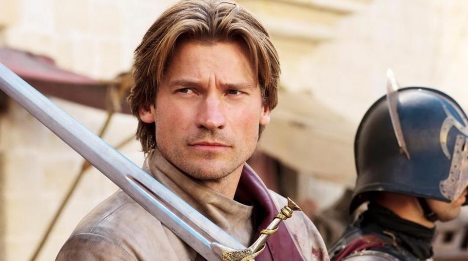 Nikolaj Coster-Waldau,Jaime lannister,game of thrones