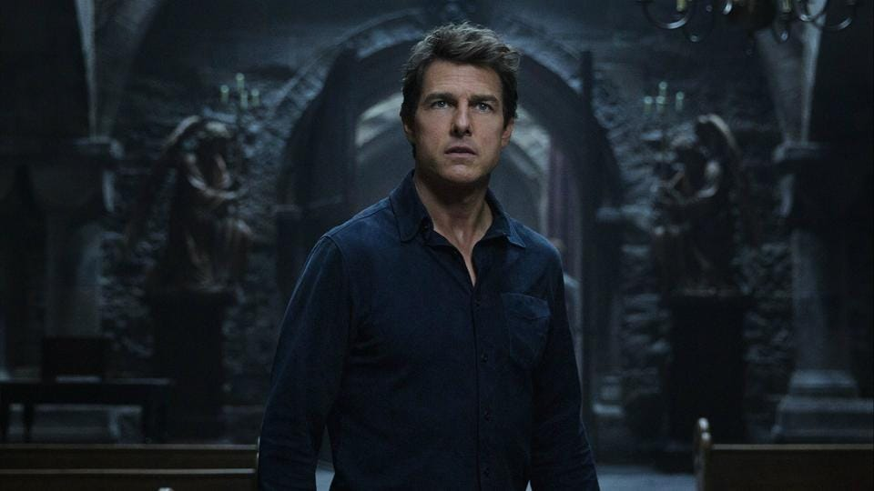 The Mummy was one of the worst-reviewed films of Tom Cruise's career.